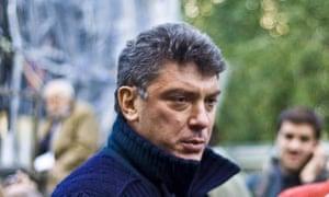 Boris Nemtsov was shot outside the Kremlin in February.