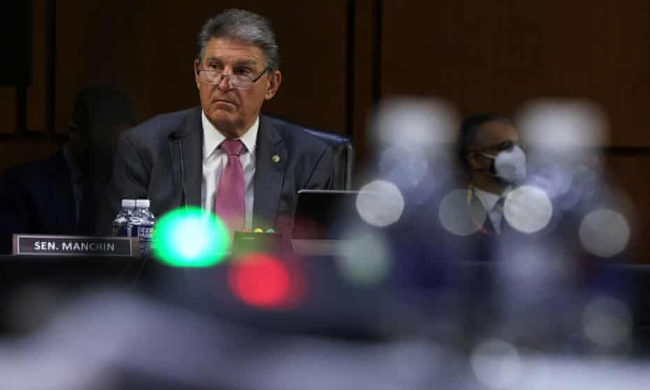 Senator Joe Manchin is seen a key vote whose reluctance to support the For the People Act is holding up Democratic efforts to protect voting rights.