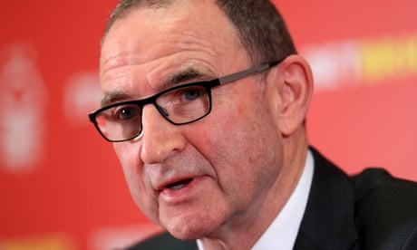 Martin O'Neill wants Roy Keane to join him at Nottingham Forest