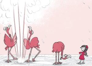 Hotel Flamingo by Alex Milway.