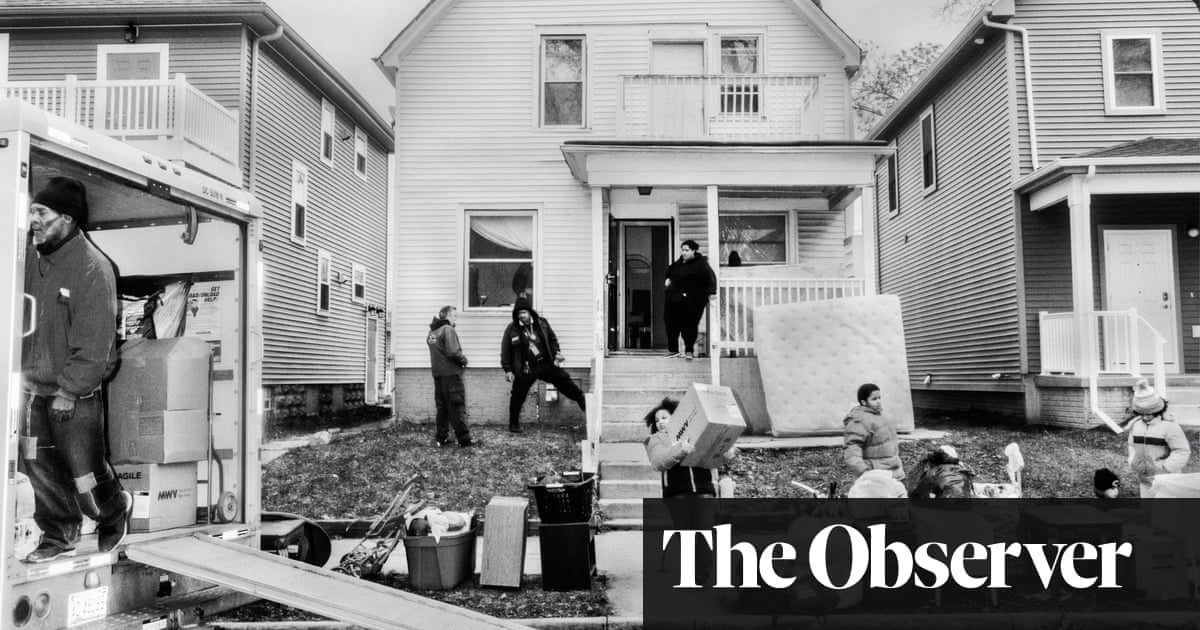 No place like home: America's eviction epidemic | Society