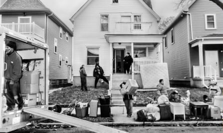 In the city of Milwaukee, Wisconsin, 16 families are evicted every day.