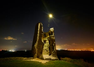 Shortlisted | Hadleigh Castle ruins