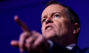 Opposition leader Bill Shorten speaks at the Economic and Social Outlook Conference in Melbourne, 21 July 2017