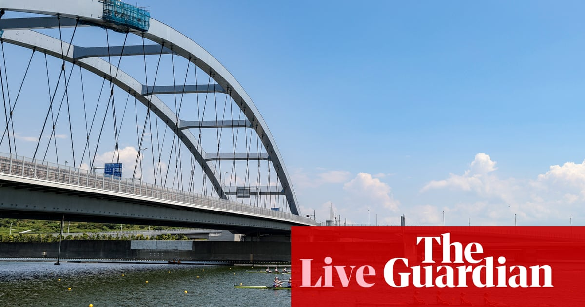Tokyo 2020 Olympics: rowing medals, cycling time trial, diving and more – live!