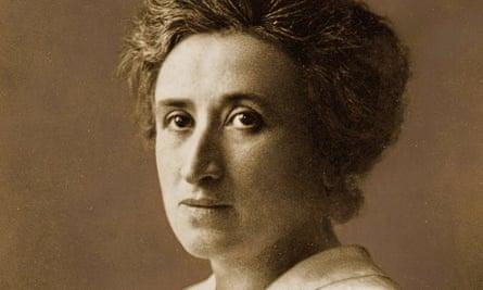 Charisma and logic … Rosa Luxemburg.