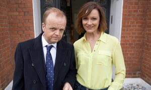Toby Jones Rachael Stirling 2015 BBC  Capital