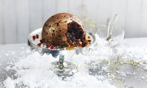 Heston from Waitrose Persian Christmas Pudding.