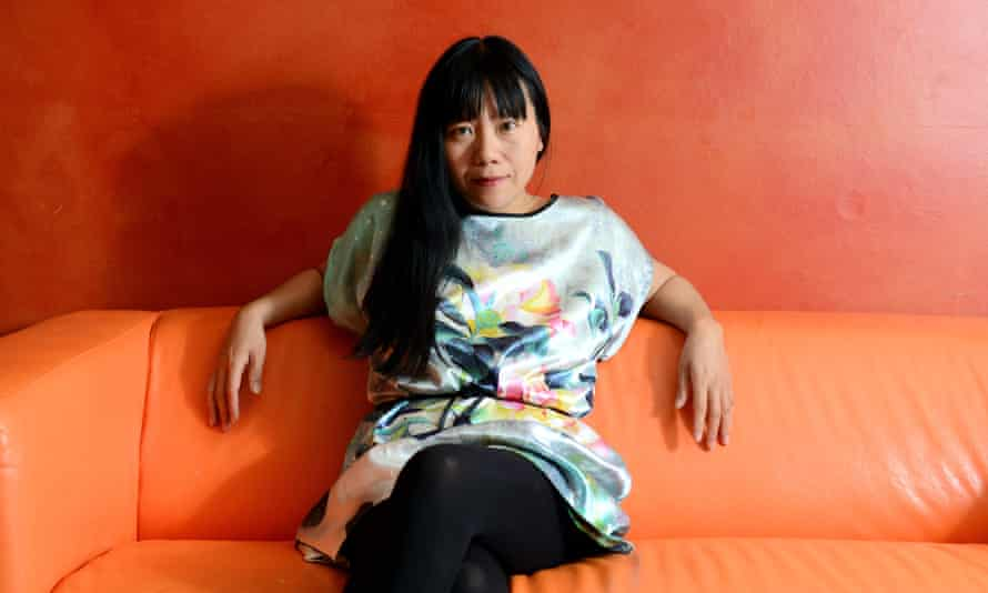 Xiaolu Guo, the award-winning writer and filmmaker, will appear at Bare Lit festival in February.