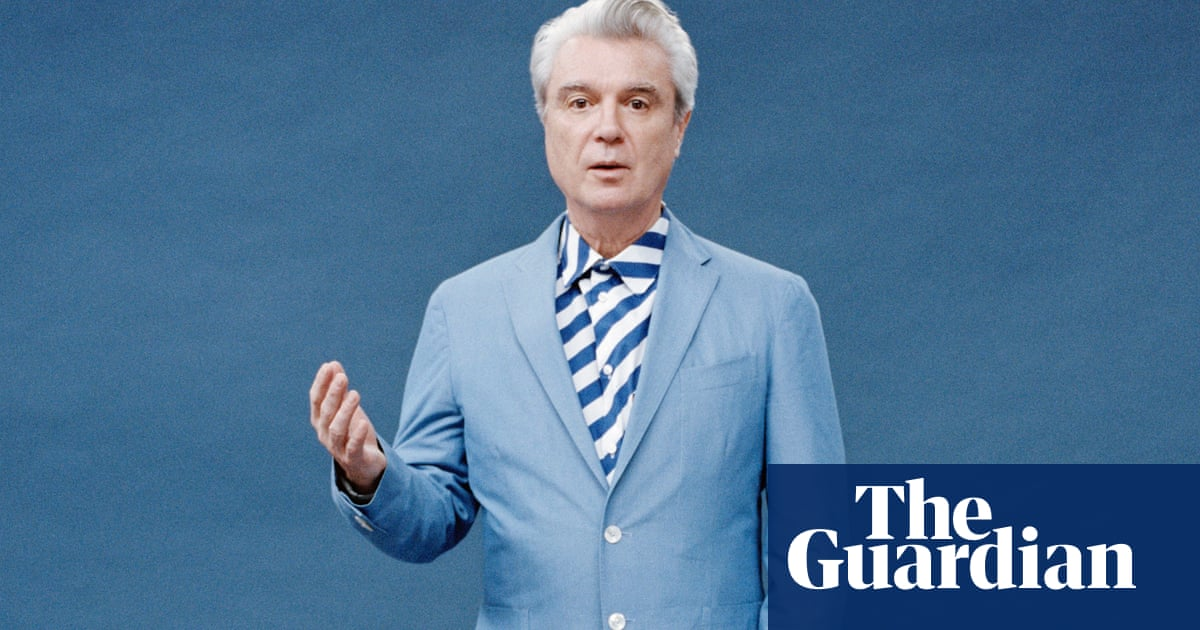 David Byrne – (almost) all of his albums ranked! | Culture
