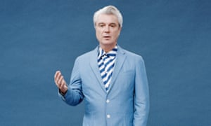 Weird genius, impeccable songwriting ... David Byrne in 2018.