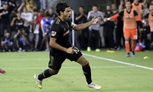 Carlos Vela has been a revelation for LAFC this season