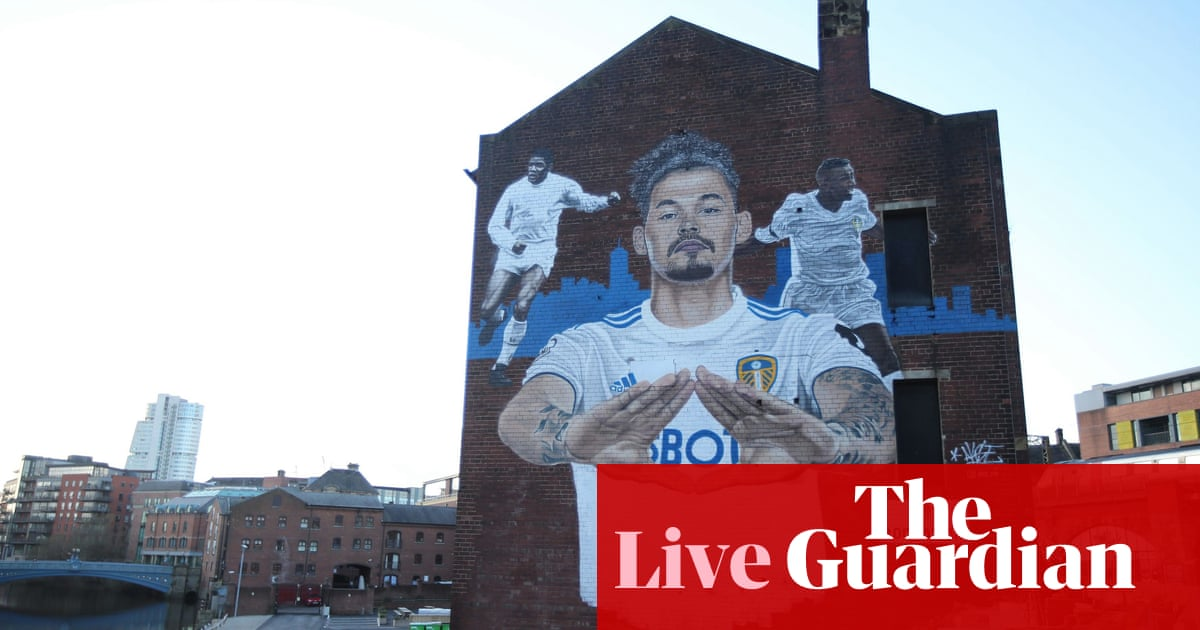 Leeds United v Tottenham Hotspur: Premier League – live!