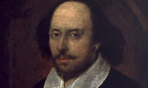 The Chandos Portrait, one of several contested images of Shakespeare.