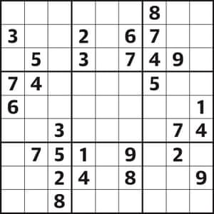 Sudoku 4676 medium