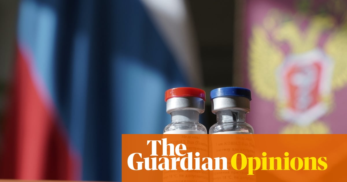 We have no idea if the Russian Covid vaccine is safe or effective | Gideon Meyerowitz-Katz