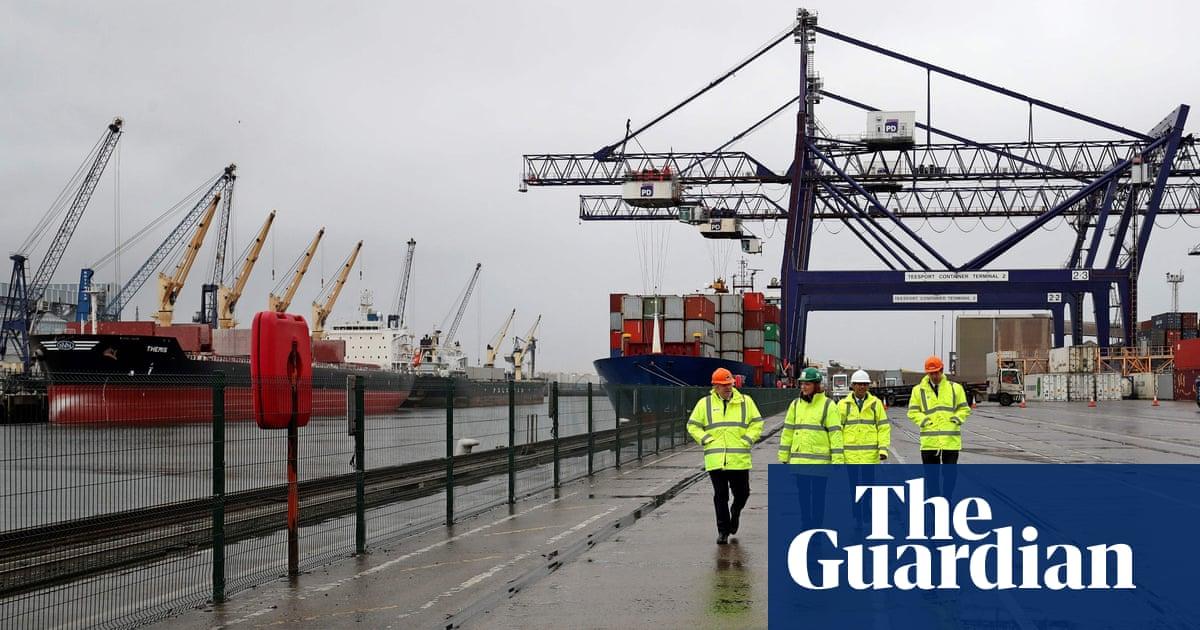 Big investors back South Tees bid for key English ports