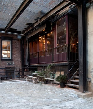 Glasserie, New York