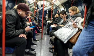 Packed tube carriage