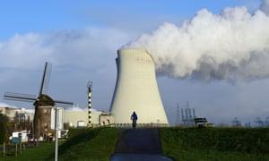 The reactor at Tihange, which the German environment minister has said should close, is located just 60 kilometres (40 miles) from the German border.