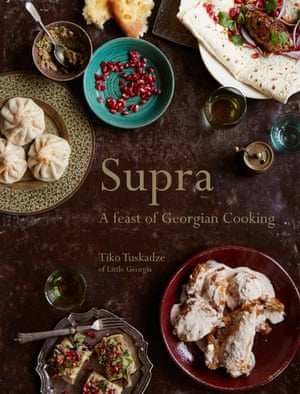 Supra: a Georgian feast