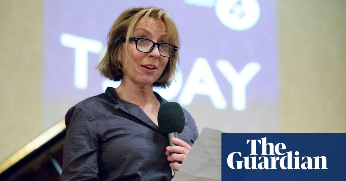 Sarah Sands resigns as Today programme editor