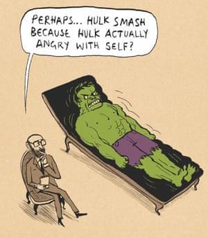 Berger & Wyse: on anger mismanagement – cartoon