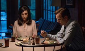 The gripes of Roth: Jennifer Connelly and Ewan McGregor in American Pastoral.