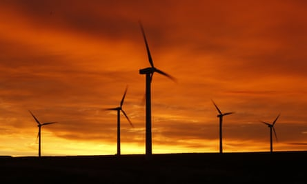 Is enough consideration given to the siting of wind farms?