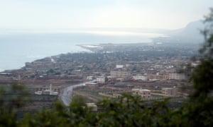 Hadiboh, Socotra's capital city