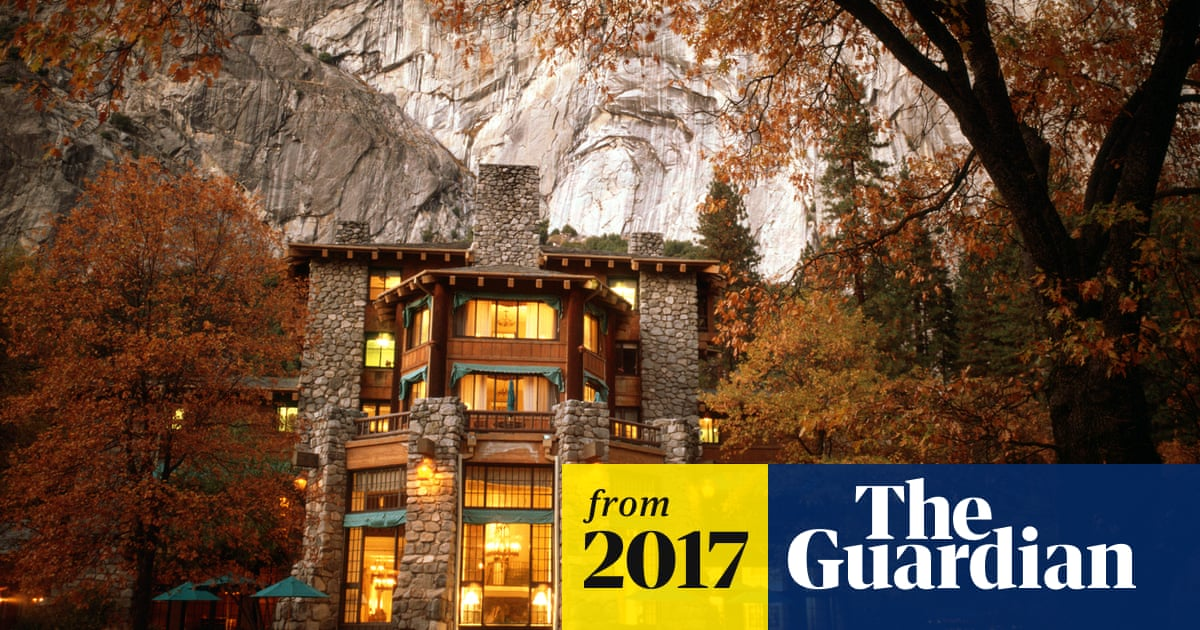 As Trump moves to privatize America's national parks