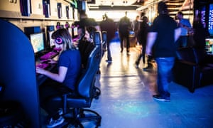 电子游戏玩家