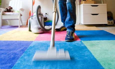 Will a wet vacuum be enough to give our carpets a good clean?