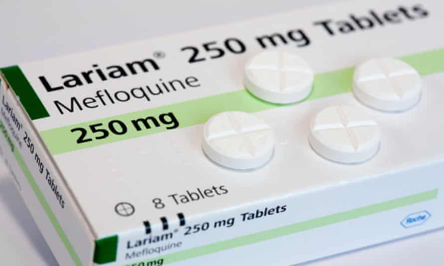 Lariam antimalarial tablets