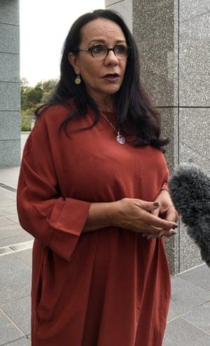 Labor MP Linda Burney