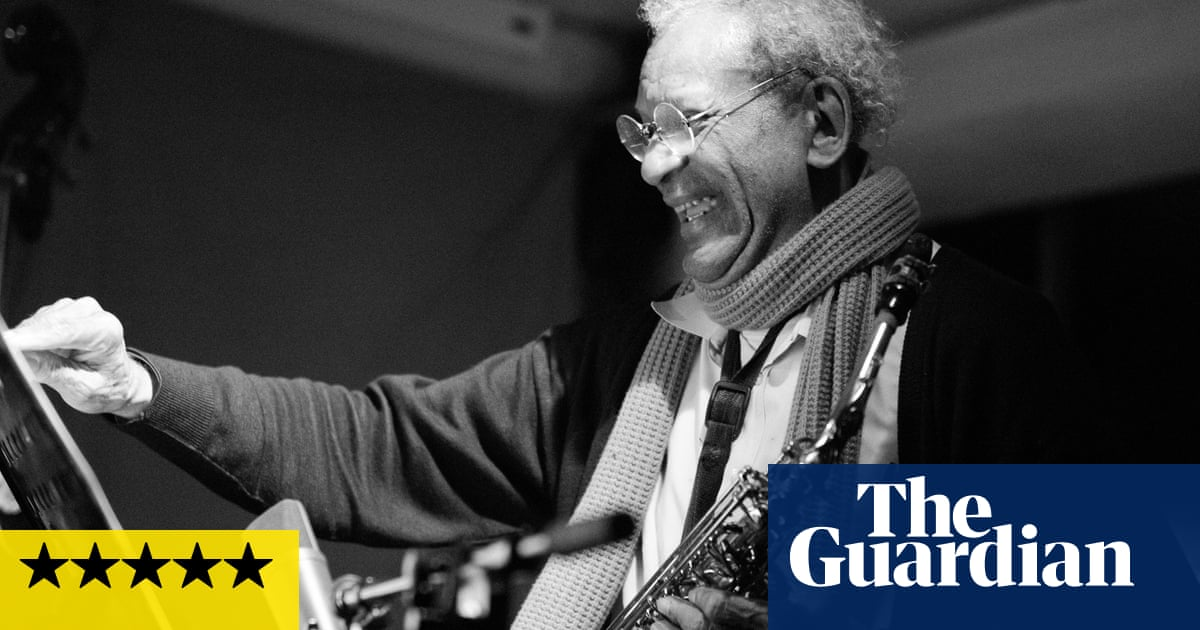 Anthony Braxton Standard Quartet review – melodies twisted into unfamiliar territory