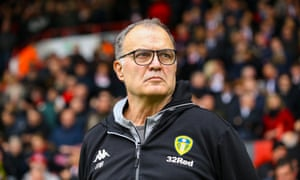 'The leading teams are not that superior to the teams at the bottom,' says the Leeds manager, Marcelo Bielsa.