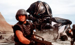 … Starship Troopers.