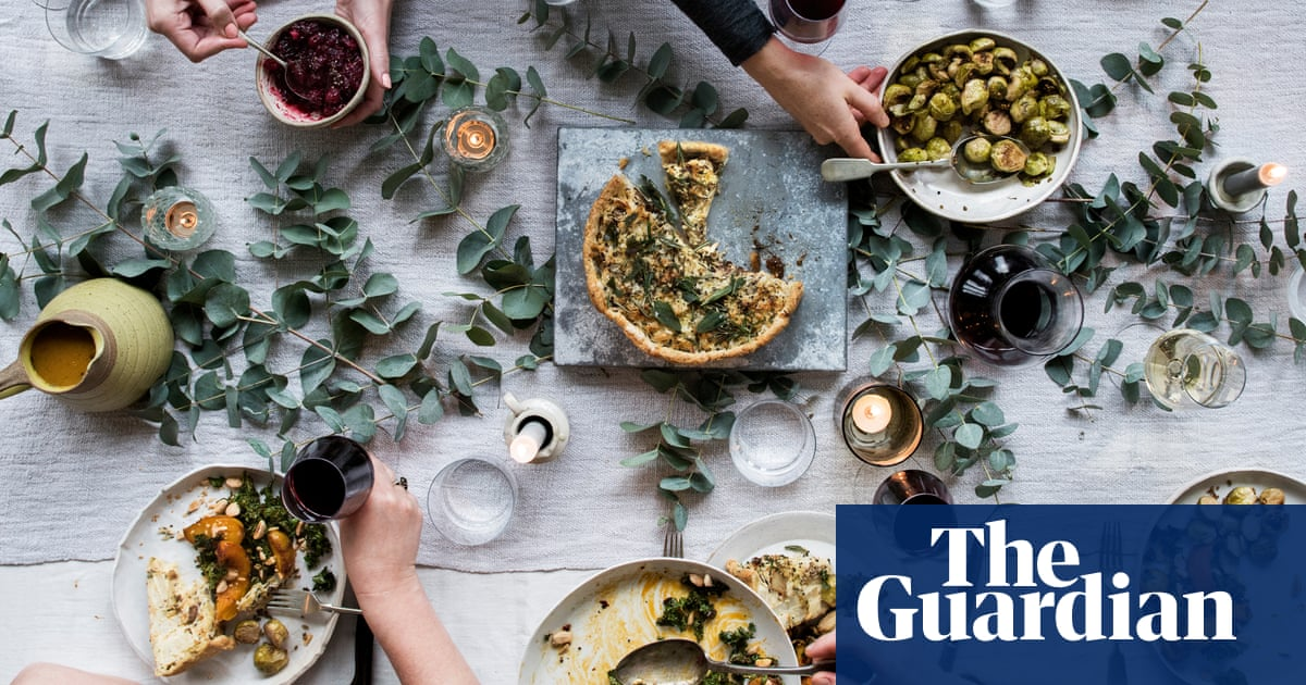 Vegetarian christmas recipes from anna jones food the guardian forumfinder Images