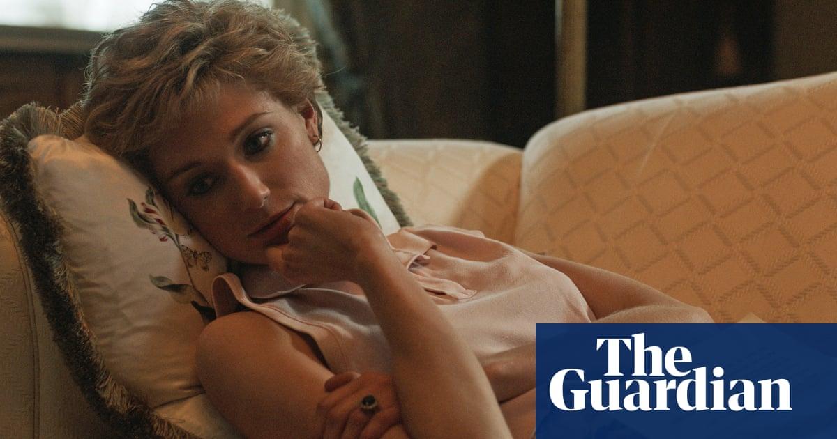 Elizabeth Debicki channels Diana in first peek into The Crown's fifth season