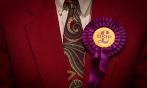 Ukip delegate at the Eastbourne conference, 2015