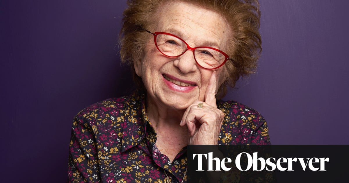 Dr Ruth Nobody Has Any Business Being Naked In Bed If They Haven
