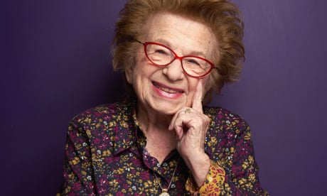 Dr Ruth: 'Nobody has any business being naked in bed if they haven't decided to have sex'
