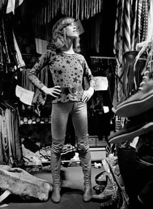 Mr Freedom boutique, Kings Road Chelsea, London 1970