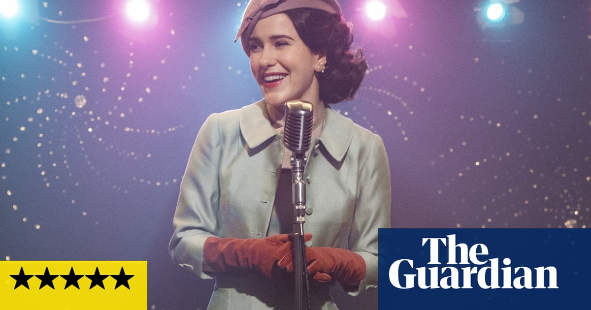 35f2f4736c0 The Marvelous Mrs Maisel review – standup sitcom it s a pleasure to sit  down for