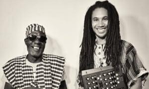 Sorie Kondi and DJ Chief Boima