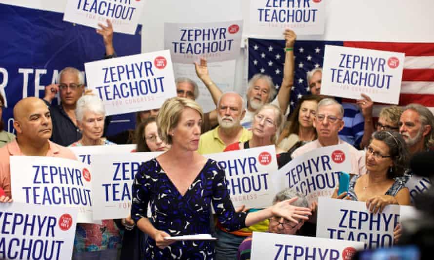 Zephyr Teachout