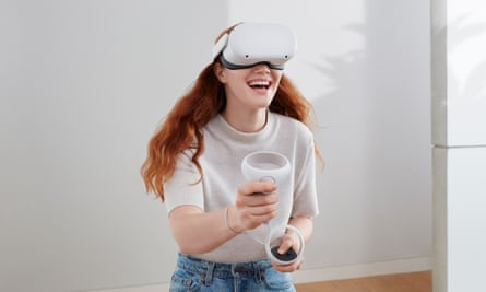 Oculus Quest 2 VR headset review: the virtual escape from Covid-19 we need?  | Oculus | The Guardian