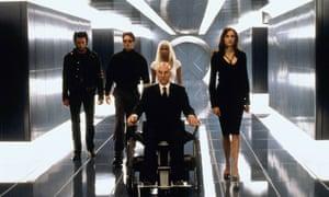 The good ol' days: X-Men