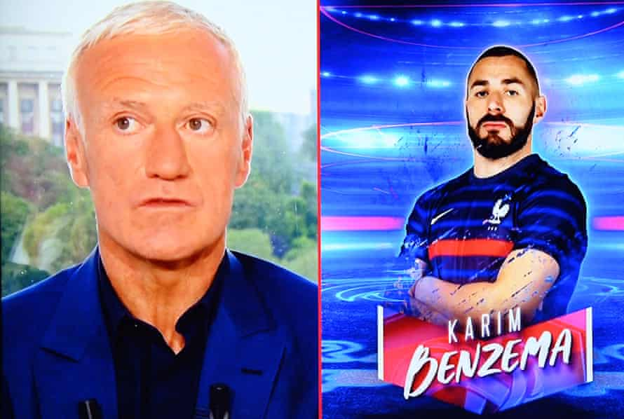 After nearly six years in the international wilderness, Karim Benzema is back.
